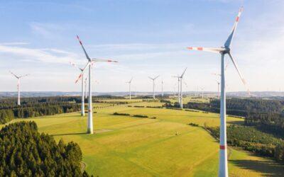 Farma wiatrowa Ujazd